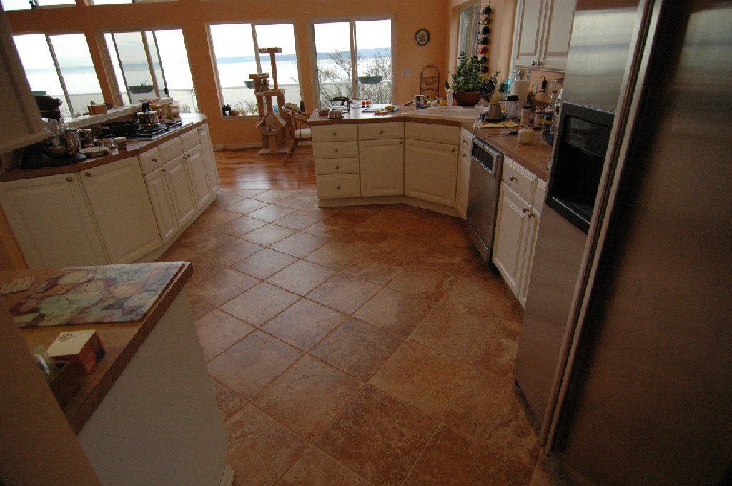Laminate Flooring And Ceramic Tile Installations