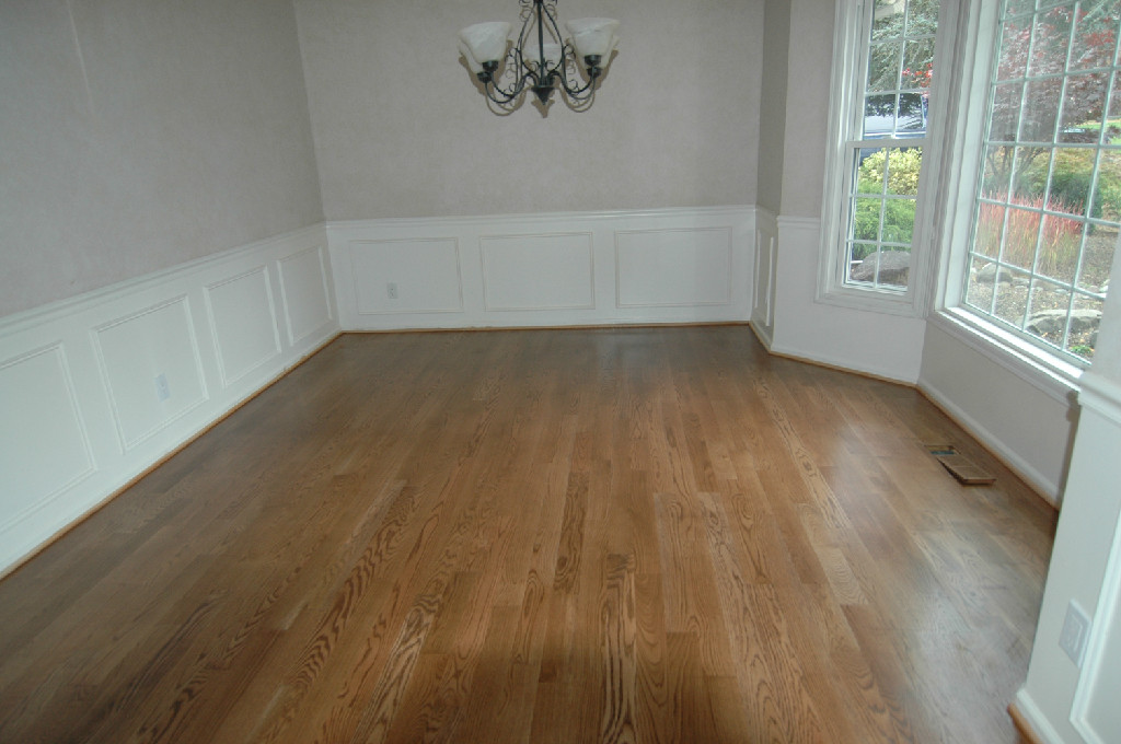Prefinished Hardwood Flooring Installation Services