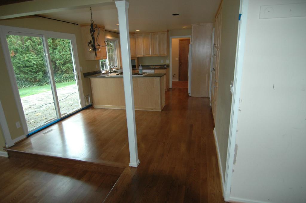 Refinishing hardwood floors vs replacing gurus floor for Replacing wood floors