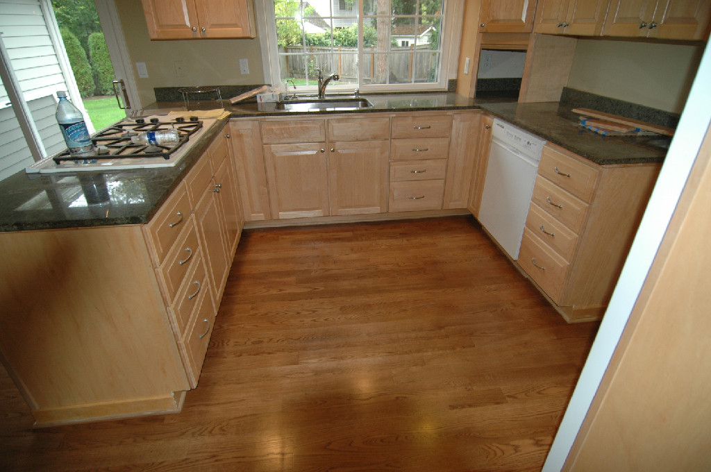 Refinishing hardwood floors vs replacing gurus floor for Replacing hardwood floors